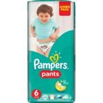 Трусики Pampers Pants Размер 6 (Extra Large) 16+ кг, 44 шт (4015400674023)