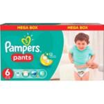 Трусики Pampers Pants Размер 6 (Extra Large) 16+ кг, 88 шт (4015400697558)