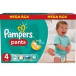 Трусики Pampers Pants Размер 4 (Maxi) 9-14 кг, 104 шт (4015400697534)
