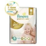 Подгузники Pampers Premium Care Размер 4 (Maxi) 8-14 кг, 20 шт (4015400740698)