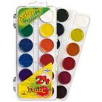 Краски акварельные Гамма Пчелка 212035, 24 цвета