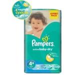 Подгузники Pampers Active Baby-Dry Размер 4+ (Maxi+) 9-16 кг, 62шт (4015400264774)