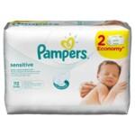Детские влажные салфетки Pampers Sensitive, 112 шт (4015400636670)