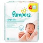 Детские влажные салфетки Pampers Sensitive, 224 шт (4015400622079)