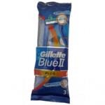 Бритвы одноразовые Gillette Blue 2 Plus (3 шт) (3014260265861)