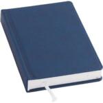 Деловой дневник Buromax, 184 л, 105х145 мм, синий
