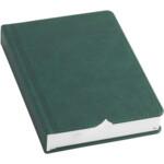 Деловой дневник Buromax, 184 л, 105х145 мм, зеленый