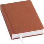 Деловой дневник Buromax, 184 л, 105х145 мм, светло-коричневый
