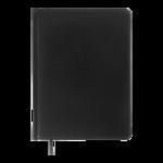 Ежедневник недатированный Buromax BRAVO А5 черный 288 с (BM.2002-01)