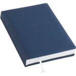 Деловой дневник Buromax, 184 л, 131х195 мм, синий