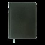 Ежедневник недатированный Buromax BRAVO А5 зеленый 288 с (BM.2002-04)
