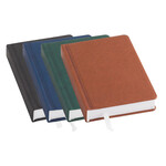Деловой дневник Buromax, 196 л, 125х190 мм, бордовый