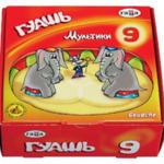 Гуашь Гамма 221032 Любимые игрушки, 9 цветов, 10 мл