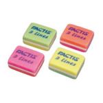 Ластик Factis 3 Lines, цветной пластик (fc.3 Lines/75)