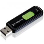 Флеш-память Transcend 500 (Black) 16GB