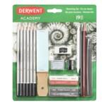 Набор для рисования Derwent Academy™ Sketching set , 19 предметов (2300365)