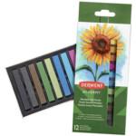 Набор сухой пастели Derwent Academy™ Soft Pastels 12 шт (2302397)