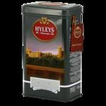 Чай черный Hyleys Эрл Грей, особо крупнолистовый, 125г