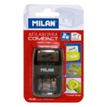 Резинка Milan + точилка Milan COMPACT, дисплей