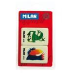 Комплект резинок Milan, 2х4018, блистер