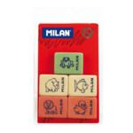 Комплект резинок Milan, 5х445, блистер