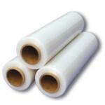 Стрейч-пленка OfficeMan OM.1010, белая, 20 мкн х 300 м х 500 мм