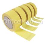Скотч малярный OfficeMan, 30 мм, 50 м, желтый