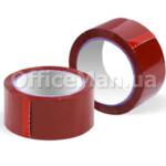 Скотч упаковочный OfficeMan 48 мм, 40 м, 40 мк, красный
