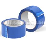 Скотч упаковочный OfficeMan 48 мм, 40 м, 40 мк, синий