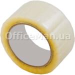 Скотч упаковочный OfficeMan OM.1118, 48 мм, 66 ярдов, 40 мк, прозрачный