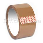 Скотч упаковочный OfficeMan OM.1119, 48 мм, 66 ярдов, 40 мк, коричневый