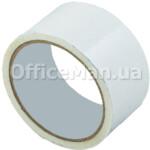 Скотч упаковочный OfficeMan 48 мм, 66 ярдов, 40 мк, белый