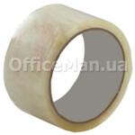 Скотч упаковочный OfficeMan OM.1121, 48 мм, 100 ярдов, 40 мк, прозрачный