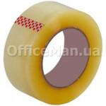 Скотч упаковочный OfficeMan OM.1123, 48 мм, 200 ярдов, 40 мк, прозрачный