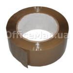Скотч упаковочный OfficeMan OM.1124, 48 мм, 200 ярдов, 40 мк, коричневый