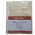 Файлы для документов OfficeMan, глянец, А4+, 40 мкн, 100 шт