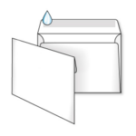 Конверт C5 (0+0), МК, 75 г/м2, белый (3404)