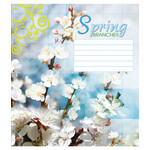 Тетрадь ученическая Мрії Збуваються Spring, 18 л, линия (TA5.1821.2358л)