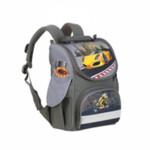 Комплект ZiBi Super Robot: рюкзак, сумка для обуви, пенал, + подарок