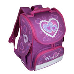 Портфель школьный ZiBi Heart