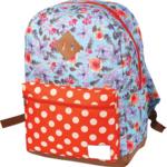 Рюкзак школьный ZiBi Simple Flowers