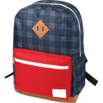 Рюкзак школьный ZiBi Simple Dark Blue