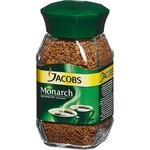 Кофе растворимый Jacobs Monarch, 100 г, стекло