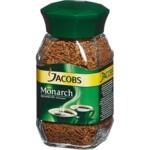 Кофе растворимый Jacobs Monarch, 200 г, стекло