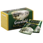 Чай черный Greenfield Earl Grey Fantasy, 25 пакетиков х 2г