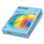 Цветная бумага Maestro Color Pastell OBL70, Iceblue (голубой), А4, 80 г/м2, 500 л (АН1144)
