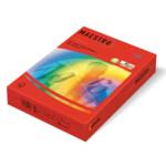 Цветная бумага Maestro Color Intensive CO44, Coral Red (коралловый), А4, 80 г/м2, 500 л (АН1161)