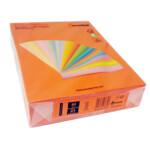 Цветная бумага Maestro Color Intensive OR43, Orange (оранжевый), А4, 80 г/м2, 500 л (АН1163)