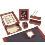 Набор настольный деревянный Bestar, 7 предметов, светлая вишня (7281FDR)