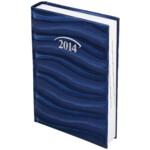 Ежедневник датированный карманный Brunnen Ocean, синий, 2020 г
